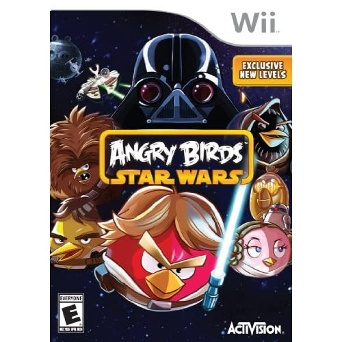 Angry Birds Star Wars For Wii