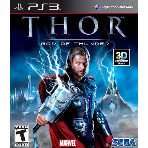 Image 0 of Thor: God Of Thunder For PlayStation 3 PS3
