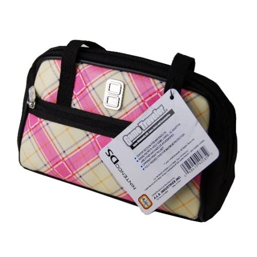Image 0 of Nintendo Lite Game Traveler Purse for DS. Color mary vary