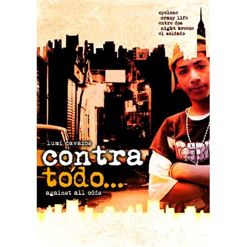 Image 0 of Contra TodoAgainst All Odds On DVD With Lumi Cavazos Drama