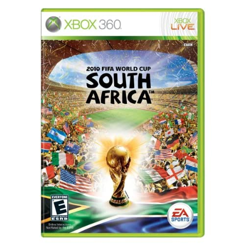 2010 FIFA World Cup South Africa For Xbox 360 Soccer