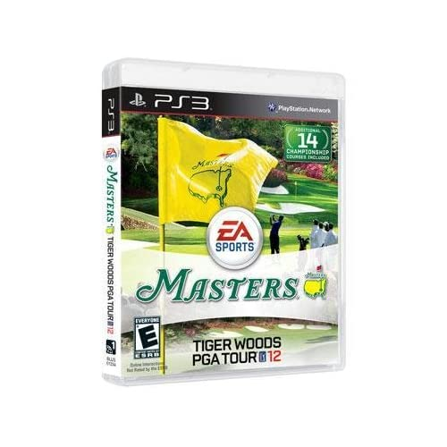 Image 0 of Tiger Woods PGA Tour 12 The Masters Simulation Game Multiplayer Supports PS3