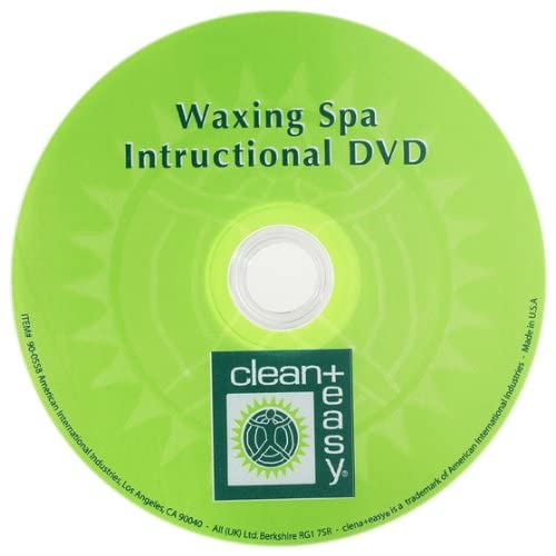 Image 0 of Clean Easy Professional Waxing Spa DVD