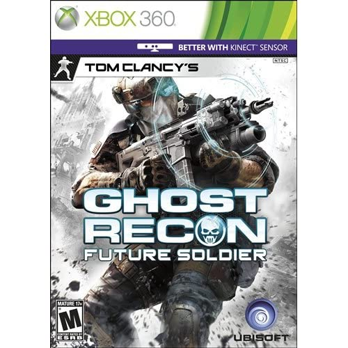 Image 0 of Tom Clancy's Ghost Recon: Future Soldier For Xbox 360