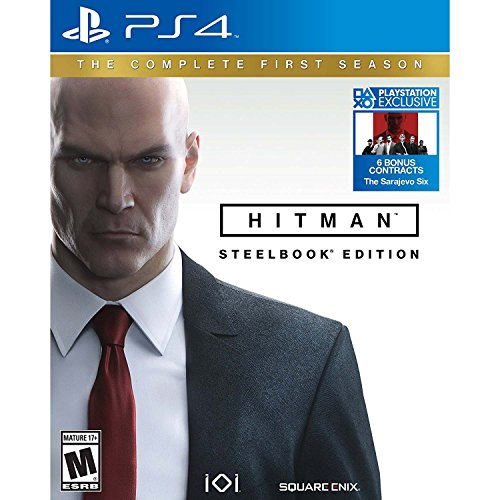 Image 0 of Hitman: The Complete First Season For PlayStation 4 PS4