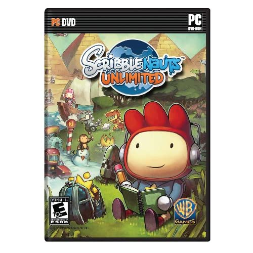 Image 0 of Scribblenauts Unlimited PC Software