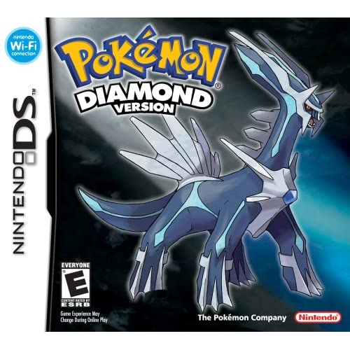 Image 0 of Pokemon Diamond Version For Nintendo DS DSi 3DS 2DS RPG