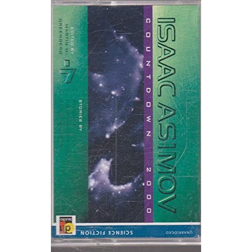 Image 0 of Issac Asimov Countdown 2000 Vol 4 By Martin Harry Greenberg Editor On Audio Cass