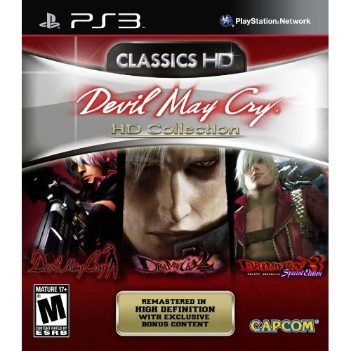Image 0 of Devil May Cry HD Collection For PlayStation 3 PS3