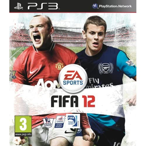 Image 0 of FIFA 12 Soccer For PS3 PlayStation 3