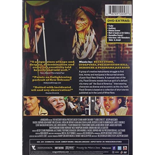 Image 2 of Flood Streets On DVD Comedy