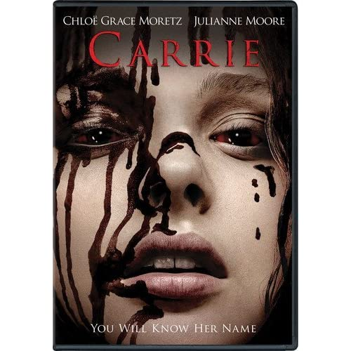Image 0 of Carrie On DVD With Chloë Grace Moretz Horror