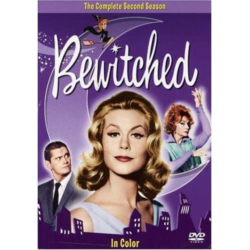 Image 0 of Bewitched The Complete Second Season On DVD With Elizabeth Montgomery