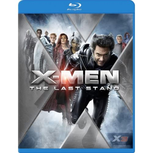 Image 0 of X-Men: The Last Stand Blu-Ray On Blu-Ray With Halle Berry