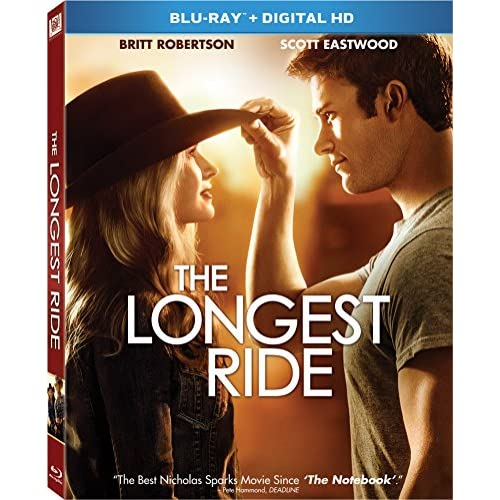 Image 0 of Longest Ride The On Blu-Ray With Alda Alan Drama