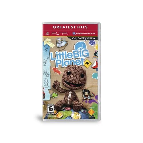 Image 0 of Little Big Planet Game For Sony For PSP