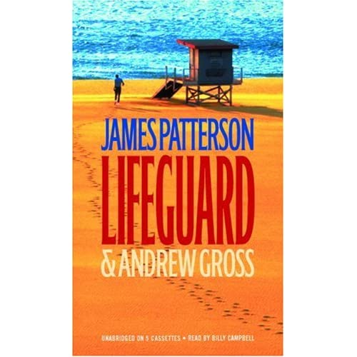 Image 0 of Lifeguard By Patterson James Gross Andrew Campbell Billy Reader On Audio Cassett