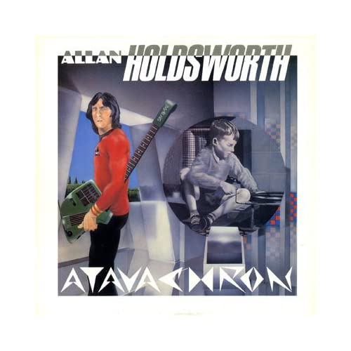 Image 0 of Atavachron By Allan Holdsworth Allan Holdsworth Performer On Audio CD Album