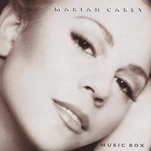 Image 0 of Music Box By Mariah Carey On Audio CD Album Pop 1993