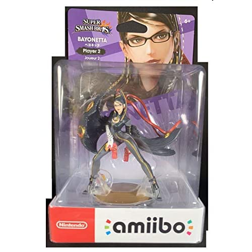 Image 0 of Nintendo Bayonetta Player 2 Amiibo Exclusive Figure Character