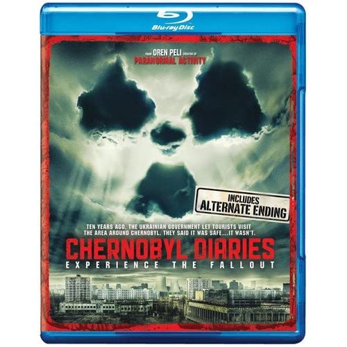 Image 0 of Chernobyl Diaries Blu-Ray On Blu-Ray With Devin Kelley Horror