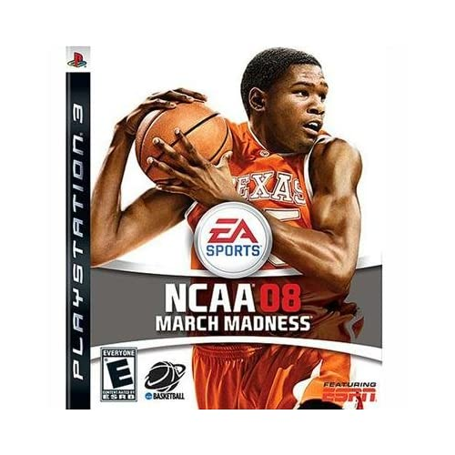 NCAA March Madness 08 For PlayStation 3 PS3 Baseball