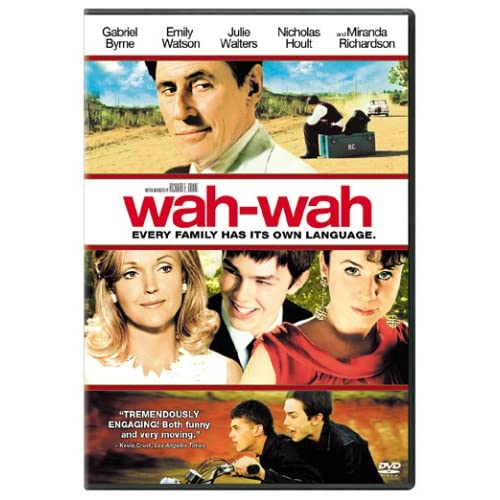 Image 0 of Wah:Wah On DVD with Gabriel Byrne