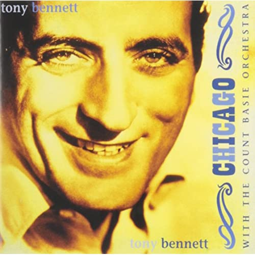 Chicago By Tony Bennett On Audio CD Album 2004