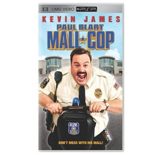 Image 0 of Paul Blart: Mall Cop UMD For PSP