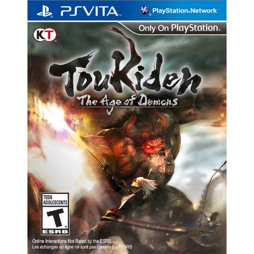 Image 0 of Toukiden: The Age Of Demons PlayStation Vita For Ps Vita Fighting