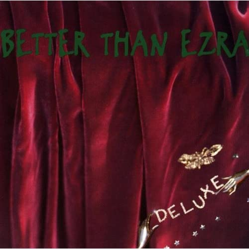 Image 0 of Deluxe By Better Than Ezra On Audio CD Album 1995