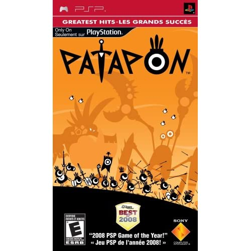 Patapon Sony For PSP UMD Arcade