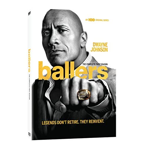Image 0 of Ballers: The Complete First S 1 On DVD Comedy