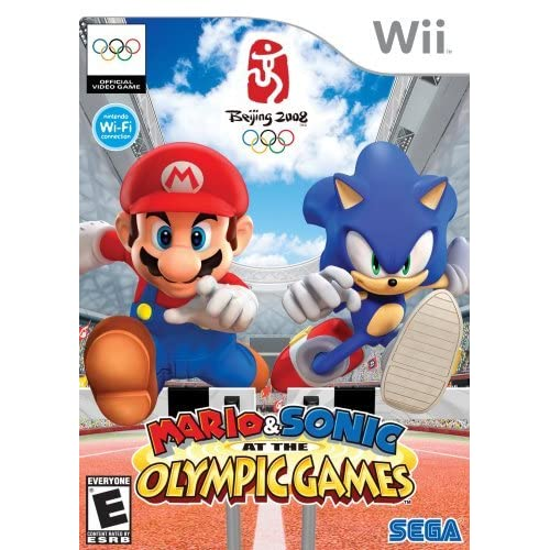 Image 0 of Mario And Sonic At The Olympic Games Renewed For Wii