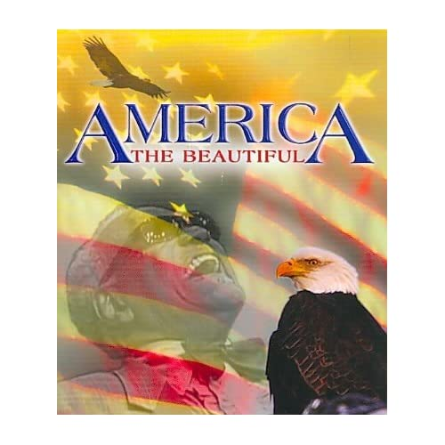 America The Beautiful 2001/ Blu-Ray On Blu-Ray