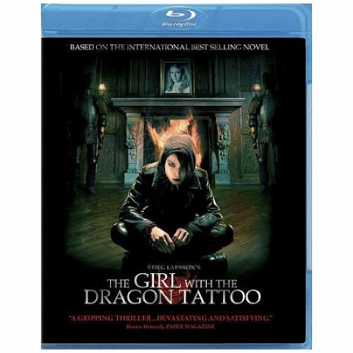 Image 0 of Girl With The Dragon Tattoo On Blu-Ray