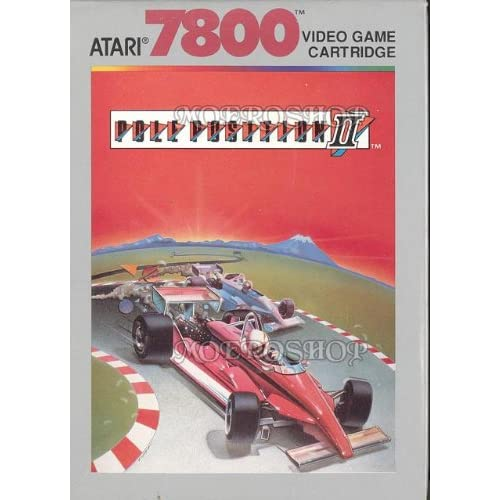 Pole Position II For Atari Vintage Racing