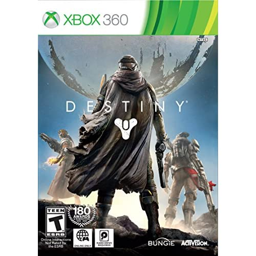 Image 0 of Destiny Standard Edition For Xbox 360 Shooter