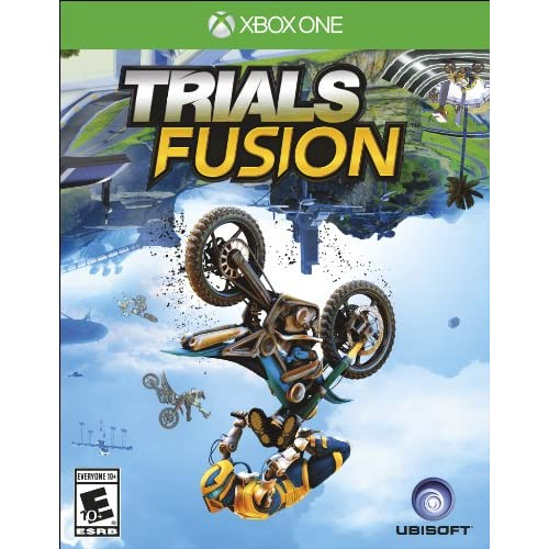 Image 0 of Trials Fusion For Xbox One Racing