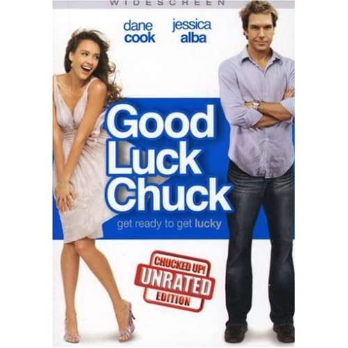 Image 0 of Good Luck Chuck Unrated Widescreen Edition On DVD With Dane Cook