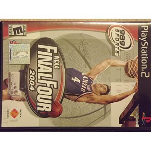 Image 0 of NCAA Final Four 2004 For PlayStation 2 PS2 4