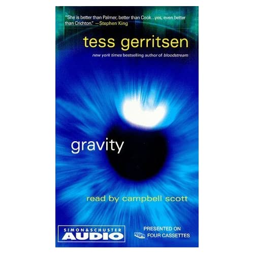 Image 0 of Gravity Abridged Edition By Gerritsen Tess Published