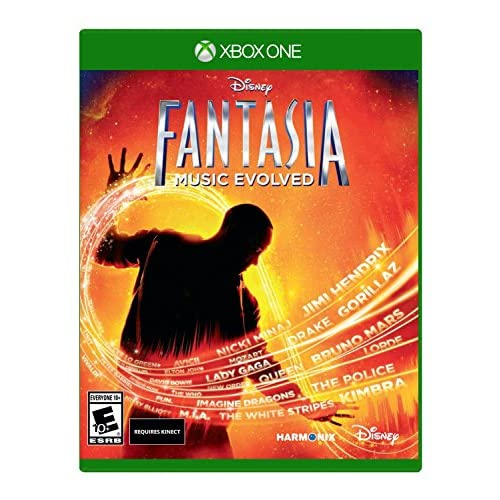 Disney Fantasia: Music Evolved For Xbox One
