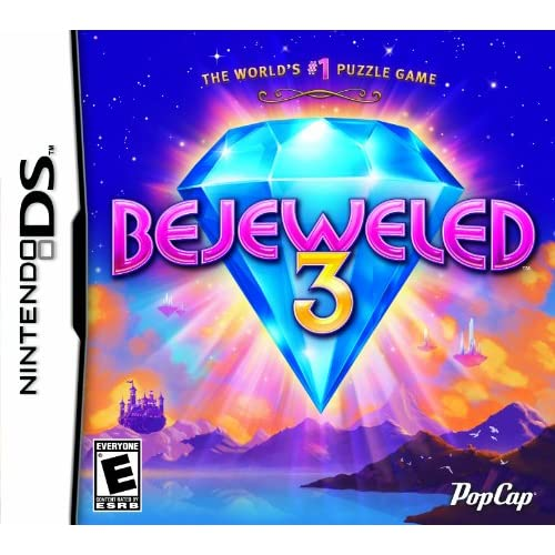 Image 0 of Bejeweled 3 For Nintendo DS DSi 3DS 2DS