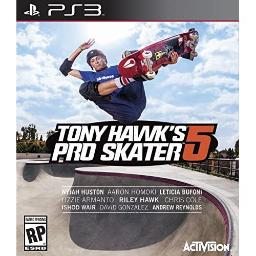 Image 0 of Tony Hawk Pro Skater 5 Standard Edition For PlayStation 3 PS3