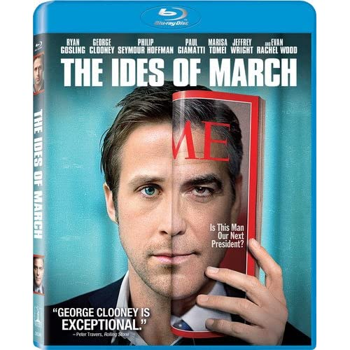 Image 0 of The Ides Of March Blu-Ray On Blu-Ray With Ryan Gosling Drama