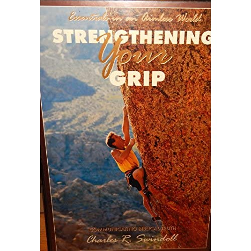 Image 0 of Strengthening Your Grip By Charles R Swindoll On Audio Cassette