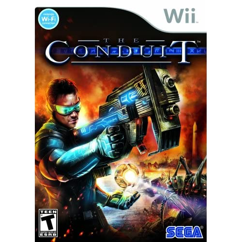 Image 0 of The Conduit For Wii And Wii U Shooter