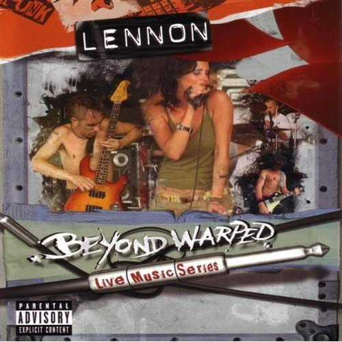 Image 0 of Beyond Warped Live Music Series By Lennon On Audio CD Album Rock 2006