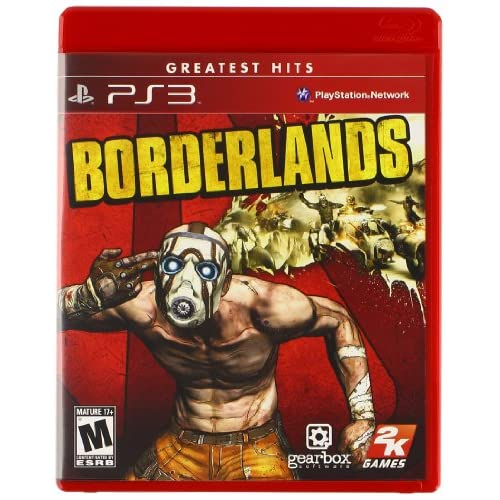 Image 0 of Borderlands For PlayStation 3 PS3